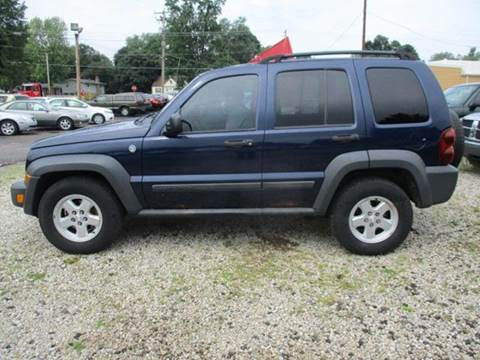 2006 Jeep Liberty for sale in Canton, OH