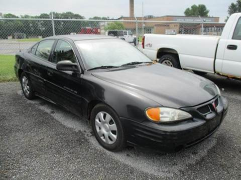 2000 Pontiac Grand Am for sale in Canton, OH