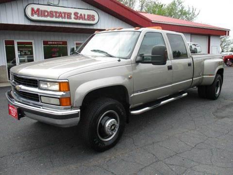 1999 Chevrolet C/K 3500 Series for sale in Foley, MN