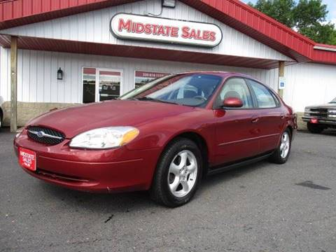 2002 Ford Taurus for sale in Foley, MN