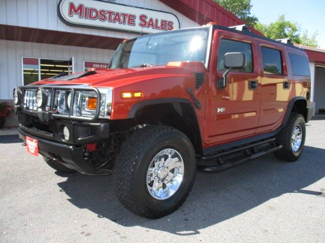 2003 Hummer H2 4dr Lux Series 4wd Suv In Foley Mn Midstate Sales