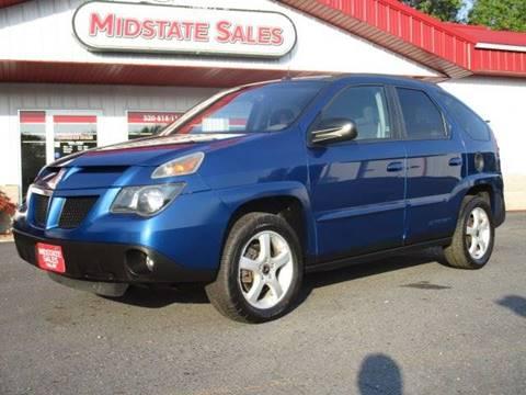 2003 Pontiac Aztek for sale in Foley, MN