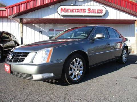 2008 Cadillac DTS for sale in Foley, MN