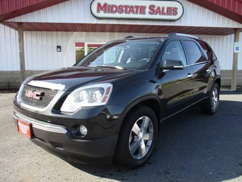 2012 GMC Acadia for sale in Foley, MN