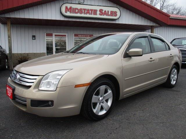 Ford Fusion V SE Dr Sedan In Foley MN Midstate Sales And - 2007 fusion