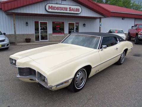 1970 Ford Thunderbird For Sale In Delaware Carsforsale