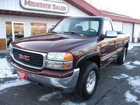 1999 GMC Sierra 2500 for sale in Foley, MN