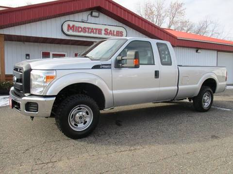 2016 Ford F-250 Super Duty for sale in Foley, MN