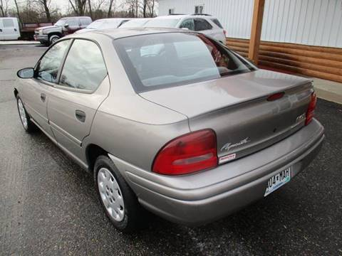1999 Plymouth Neon