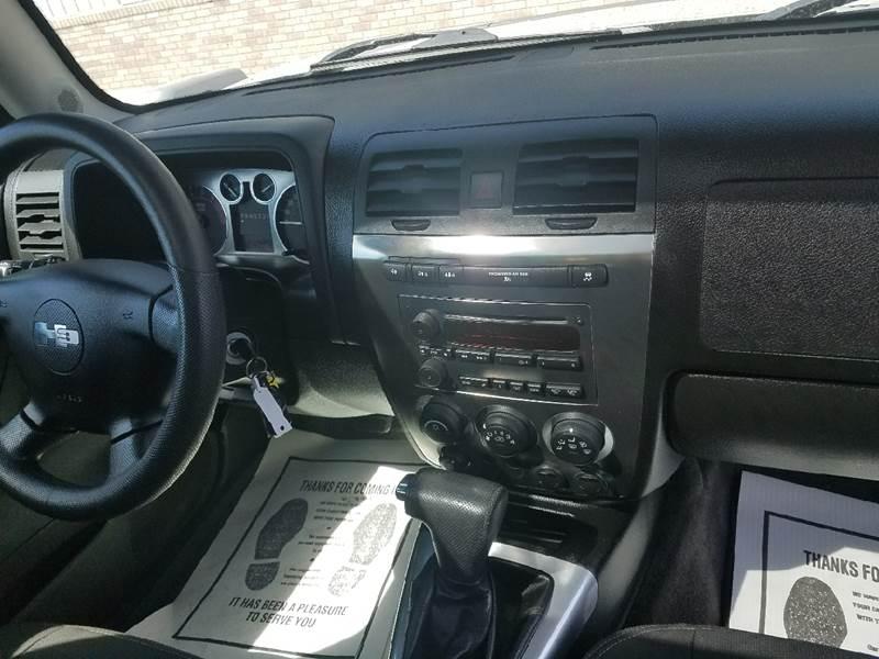 2008 HUMMER H3 4x4 4dr SUV - Wahpeton ND