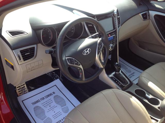 2013 Hyundai Elantra GT Base 4dr Hatchback - Wahpeton ND