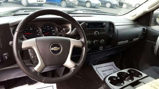 2009 Chevrolet Silverado 1500 4x4 LT 4dr Extended Cab 6.5 ft. SB - Wahpeton ND
