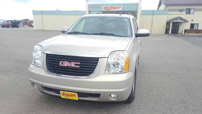 2008 GMC Yukon 4x4 SLT-2 4dr SUV - Wahpeton ND