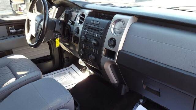 2012 Ford F-150 4x4 XLT 4dr SuperCrew Styleside 6.5 ft. SB - Wahpeton ND