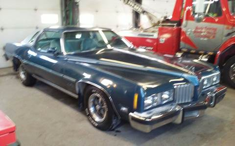 1977 Pontiac Grand Prix for sale in Storm Lake, IA
