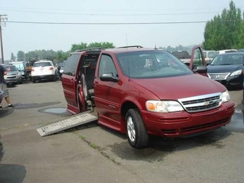 2005 Chevrolet Venture for sale in Auburn, WA
