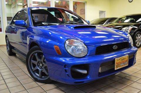 2002 Subaru Impreza for sale at Performance car sales in Joliet IL