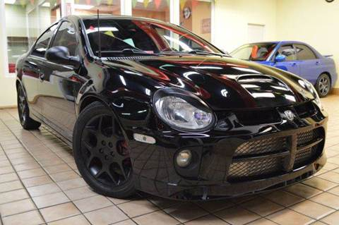 2005 Dodge Neon SRT-4 for sale at Performance car sales in Joliet IL