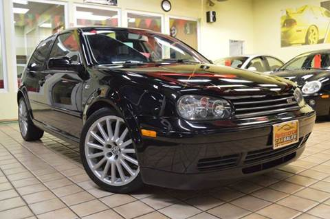 2003 Volkswagen GTI for sale at Performance car sales in Joliet IL
