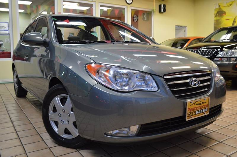 2010 Hyundai Elantra for sale at Performance car sales in Joliet IL