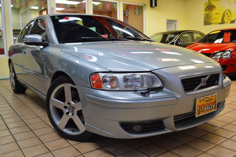 2004 Volvo S60 R for sale at Performance car sales in Joliet IL