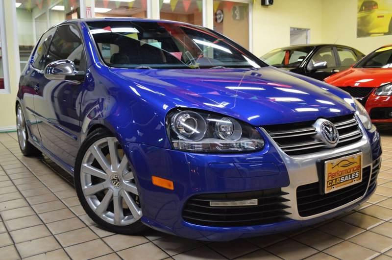 2008 Volkswagen R32 for sale at Performance car sales in Joliet IL