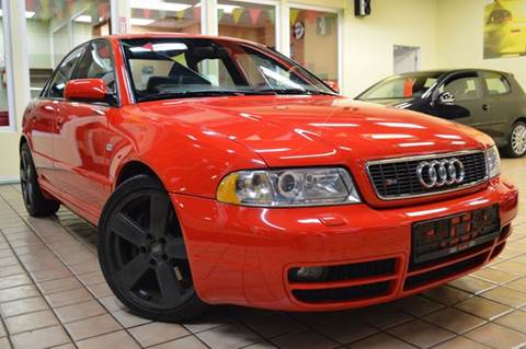 2001 Audi S4 for sale at Performance car sales in Joliet IL