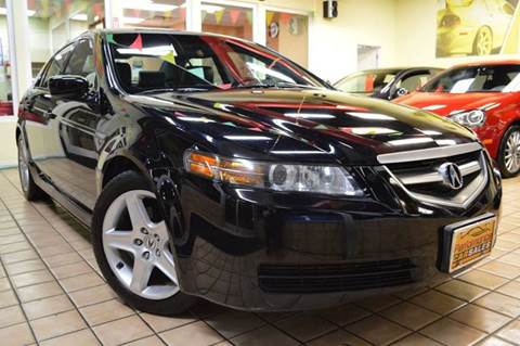 2004 Acura TL for sale at Performance car sales in Joliet IL