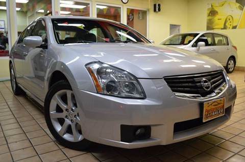 2007 Nissan Maxima for sale at Performance car sales in Joliet IL