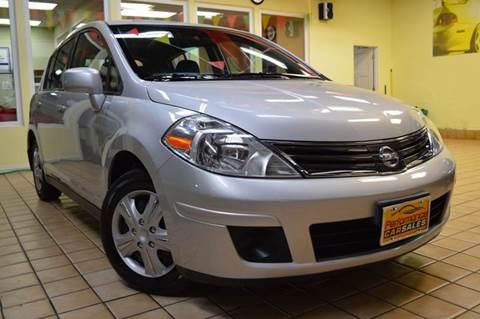 2011 Nissan Versa for sale at Performance car sales in Joliet IL
