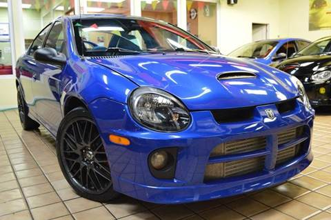 2004 Dodge Neon SRT-4 for sale at Performance car sales in Joliet IL