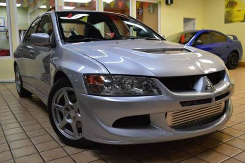 2003 Mitsubishi Lancer Evolution for sale at Performance car sales in Joliet IL