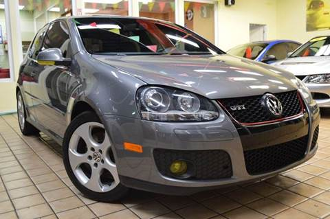 2009 Volkswagen GTI for sale at Performance car sales in Joliet IL