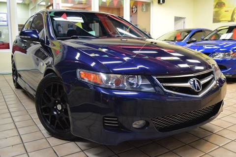 2006 Acura TSX for sale at Performance car sales in Joliet IL