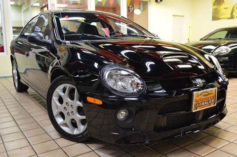 2003 Dodge Neon SRT-4 for sale at Performance car sales in Joliet IL