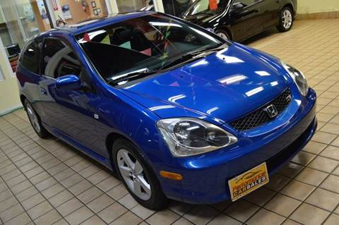 2004 Honda Civic Si 2dr Hatchback In River Grove Il Performance