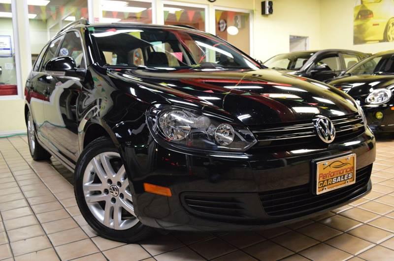 2010 Volkswagen Jetta for sale at Performance car sales in Joliet IL