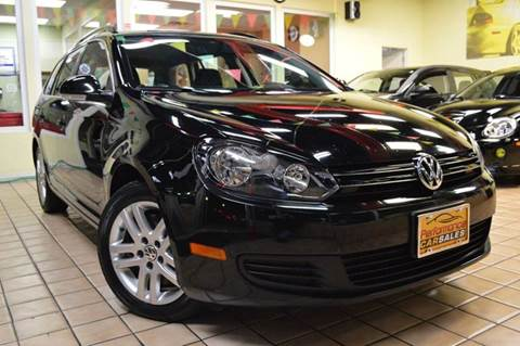 2010 Volkswagen Jetta for sale at Performance car sales in Joliet IL