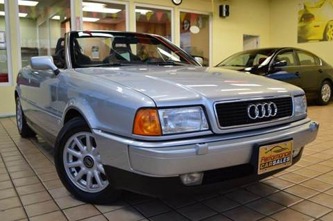 1997 Audi Cabriolet for sale at Performance car sales in Joliet IL