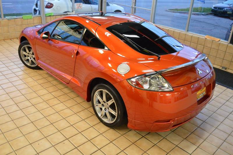 2006 Mitsubishi Eclipse Gt 2dr Hatchback Wmanual In River Grove Il