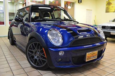 2003 MINI Cooper for sale at Performance car sales in Joliet IL