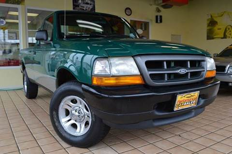 2000 Ford Ranger for sale at Performance car sales in Joliet IL