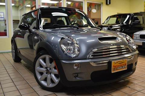2004 MINI Cooper for sale at Performance car sales in Joliet IL