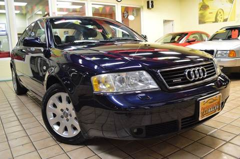 2001 Audi A6 for sale at Performance car sales in Joliet IL