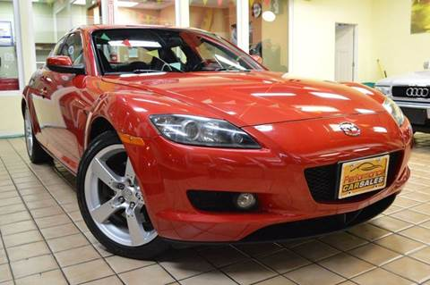 2004 Mazda RX-8 for sale at Performance car sales in Joliet IL