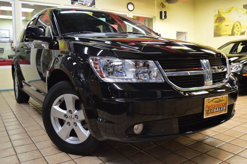2010 Dodge Journey for sale at Performance car sales in Joliet IL