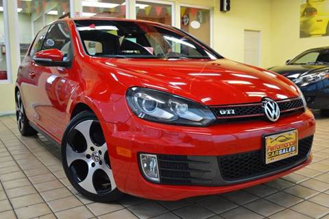 2010 Volkswagen GTI for sale at Performance car sales in Joliet IL