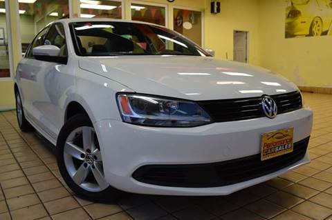 2011 Volkswagen Jetta for sale at Performance car sales in Joliet IL
