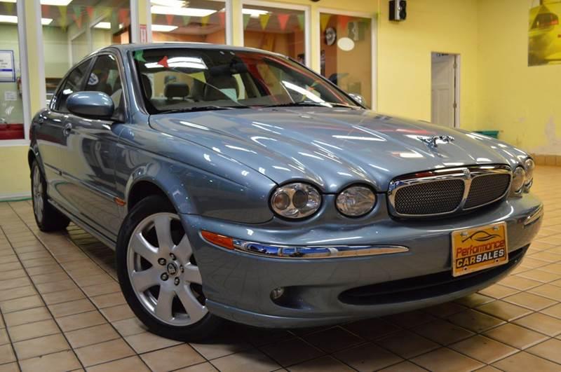 2006 Jaguar X-Type for sale at Performance car sales in Joliet IL