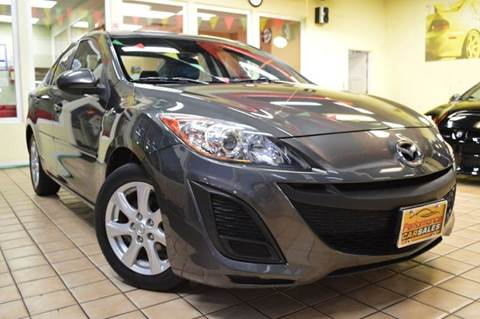 2011 Mazda MAZDA3 for sale at Performance car sales in Joliet IL